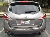 Picture of 2011 Nissan Murano S AWD, exterior