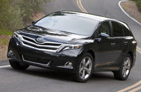 2015 Toyota Venza, Front-quarter view, exterior, manufacturer, gallery_worthy