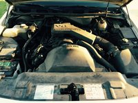 Picture of 1994 Ford Crown Victoria 4 Dr LX Sedan, engine