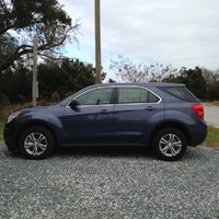 Picture of 2013 Chevrolet Equinox LS FWD, exterior, gallery_worthy