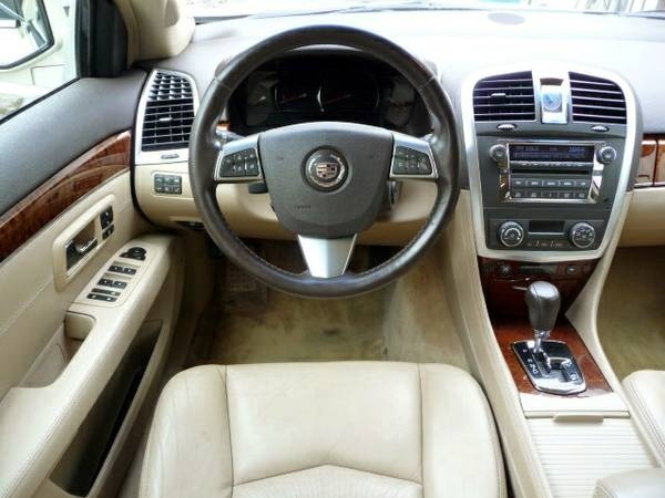 Cadillac Srx V Pic X