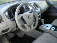 Picture of 2012 Nissan Murano SL AWD, interior, gallery_worthy