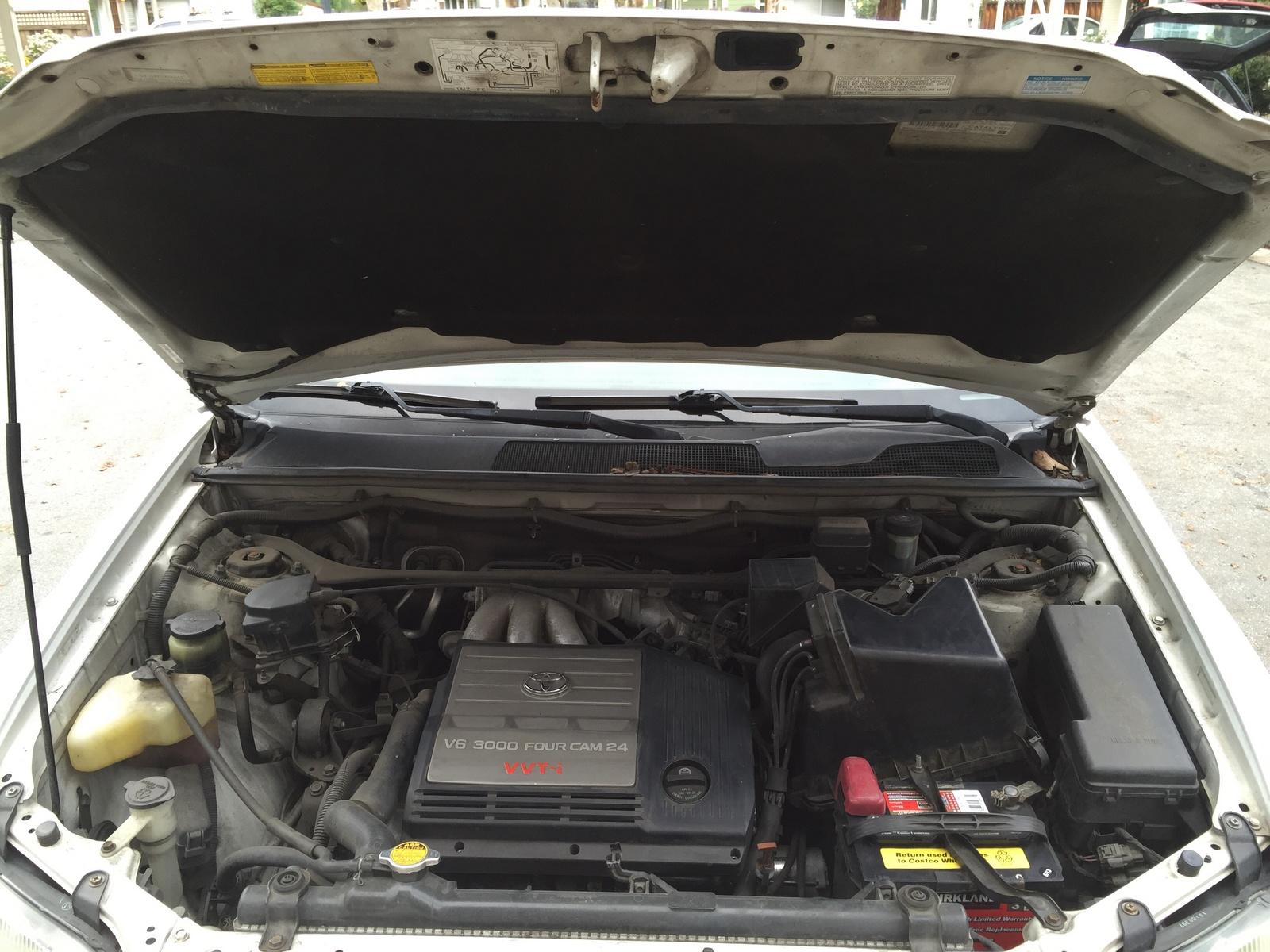 Picture of 2001 Toyota Highlander Base V6 AWD, engine