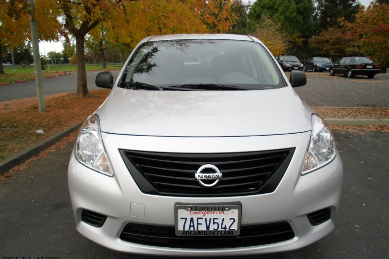 Picture of 2014 Nissan Versa 1.6 S Plus
