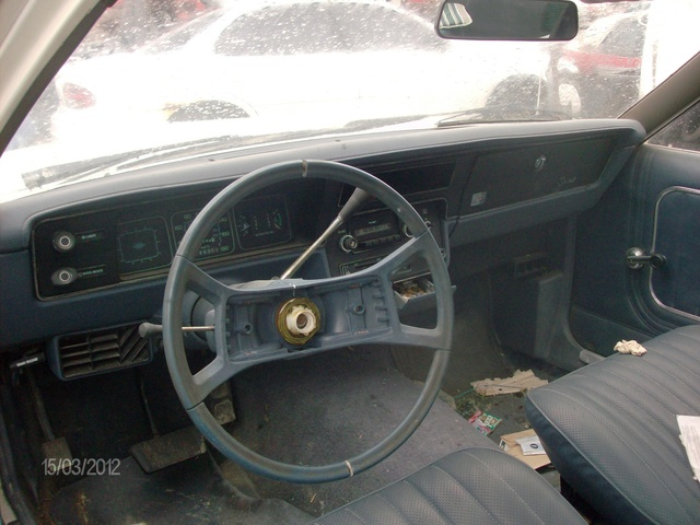 1983 AMC Spirit DL Hatchback RWD, Interior, interior, gallery_worthy