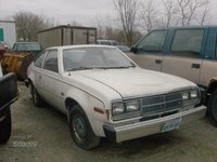 1983 AMC Spirit DL Hatchback RWD, Front/Side, exterior, gallery_worthy