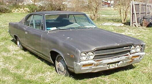 Picture of 1969 AMC Ambassador