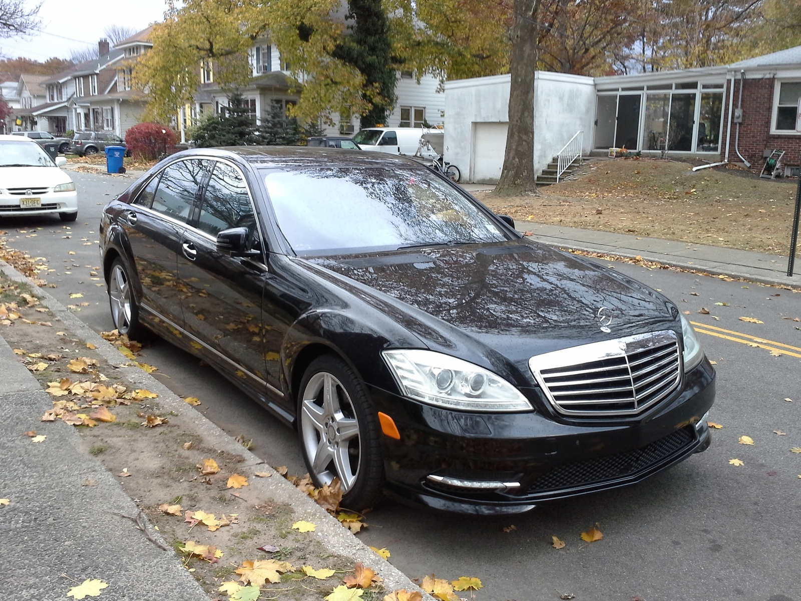Picture Of 2010 Mercedes Benz S Class S550 4matic Exterior