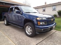 Picture of 2012 Chevrolet Colorado LT1 Crew Cab 4WD, exterior