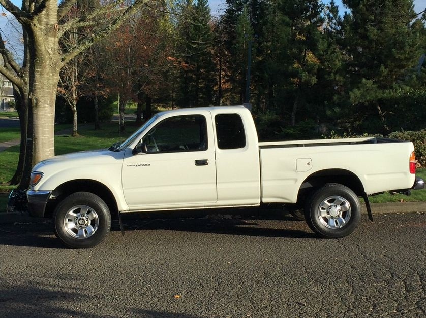 Picture of 1997 Toyota Tacoma 2 Dr SR5 4WD Extended Cab SB