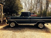 1967 Ford F-100 Overview
