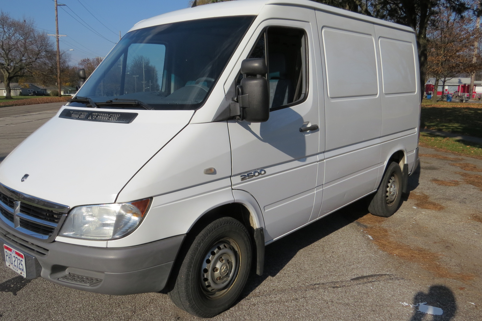 Picture of 2006 Dodge Sprinter Cargo 2500 118 WB 3dr Ext Van