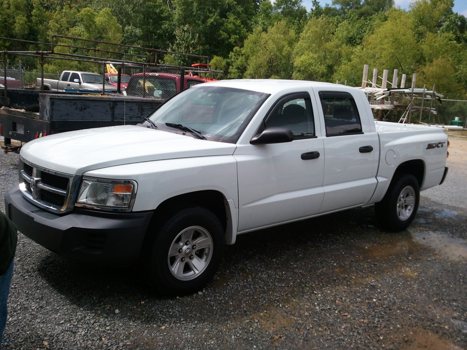 Dodge Dakota Questions - What modifications would I need to do to fit a 8.4L Dodge Viper engine ...