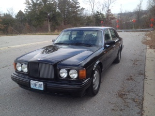 Picture of 1996 Bentley Turbo R, exterior