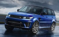 2015 Land Rover Range Rover Sport Overview