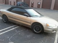 Picture of 2004 Chrysler Sebring LX Convertible, exterior