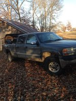 Picture of 2001 GMC Sierra 2500HD 4 Dr SLE 4WD Crew Cab SB HD, exterior