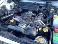 Picture of 1999 Subaru Legacy 4 Dr Limited 30th Anniversary AWD Sedan, engine