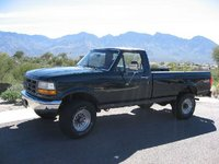 Picture of 1993 Ford F-250 2 Dr XL 4WD Standard Cab LB, exterior