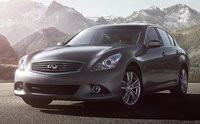 2015 Infiniti Q40 Overview