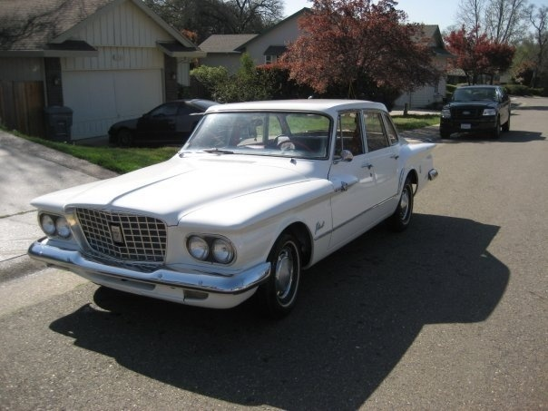 Picture of 1961 Plymouth Valiant