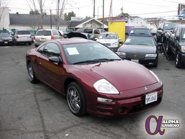 2004 Mitsubishi Eclipse