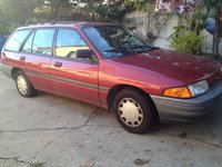 Picture of 1992 Ford Escort 4 Dr LX Wagon, exterior, gallery_worthy