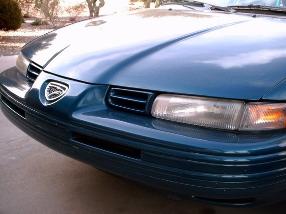 1996 Eagle Vision, Slick look, exterior, gallery_worthy