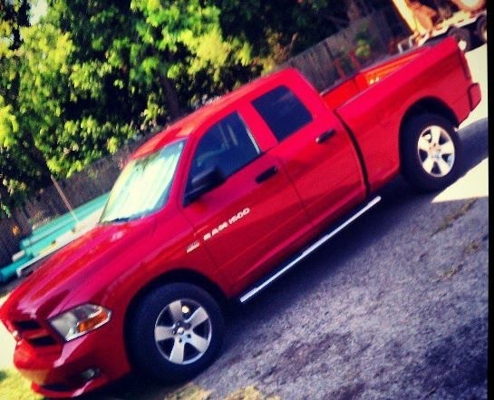 Picture of 2012 RAM 1500
