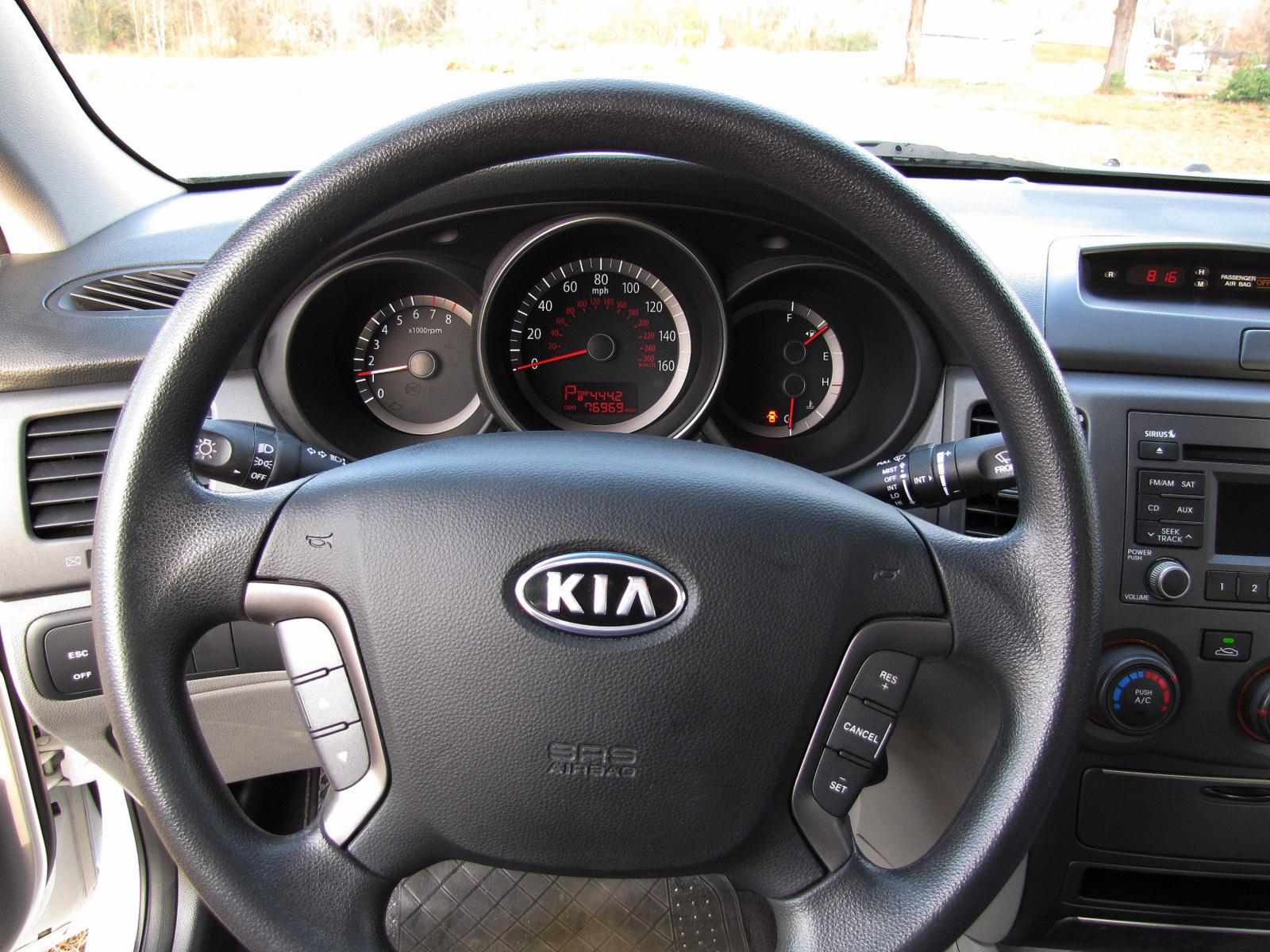 2010 Kia Optima