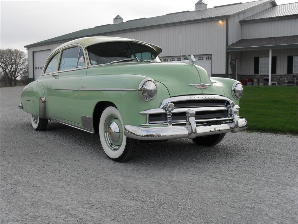 Picture of 1951 Chevrolet Styleline DeLuxe