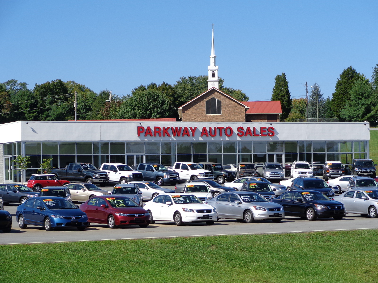 Parkway Auto Sales >> Parkway Auto Sales Morristown Tn Read Consumer Reviews