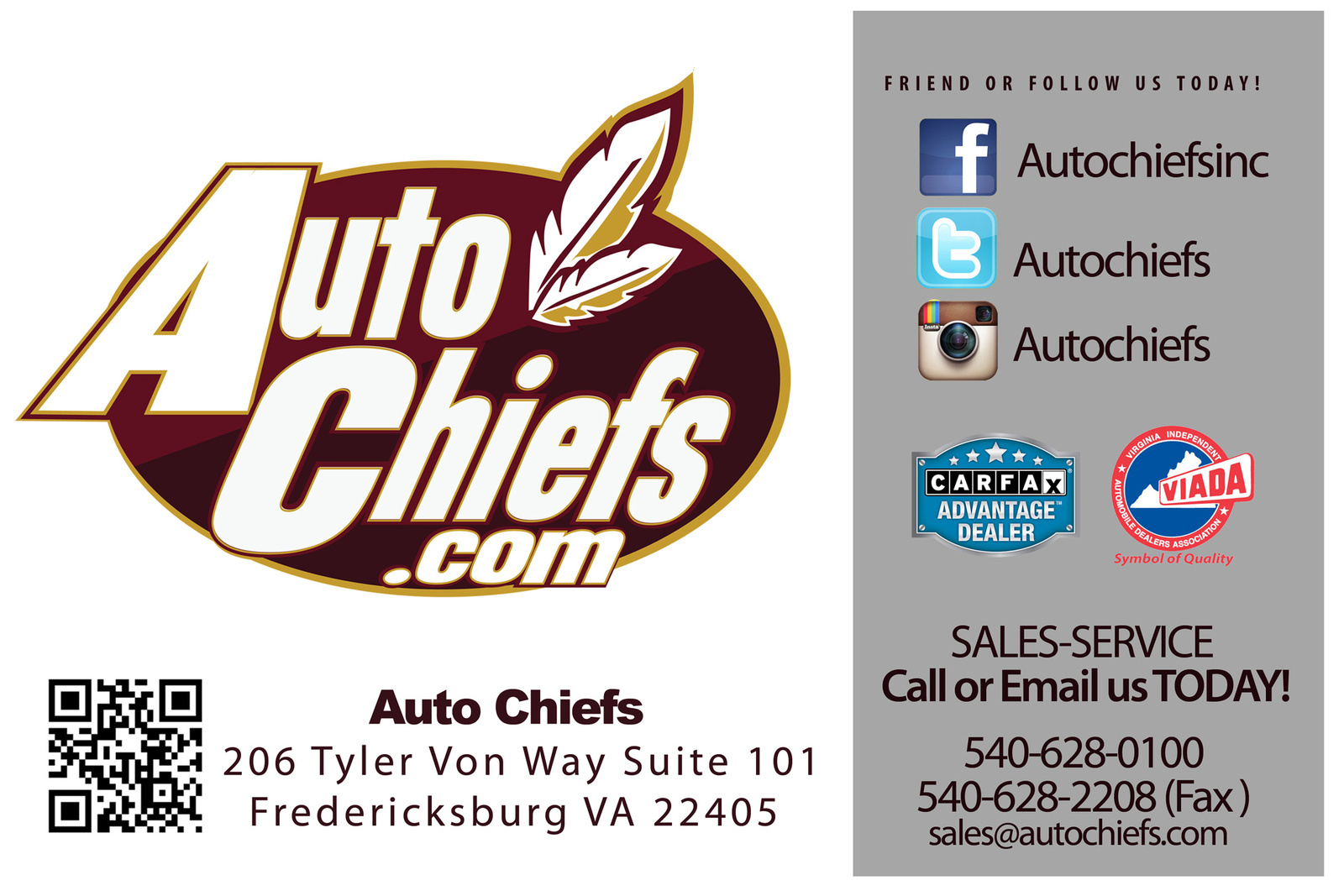 Auto Chiefs Fredericksburg Va Read Consumer Reviews