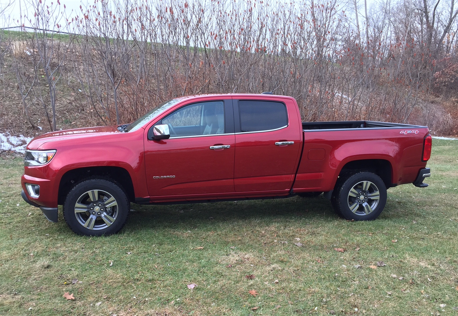 How Long Is 2015 Chevy Colorado Long Box Vs Short Box | Autos Post