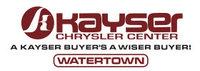 Kayser Chrysler Center Watertown logo