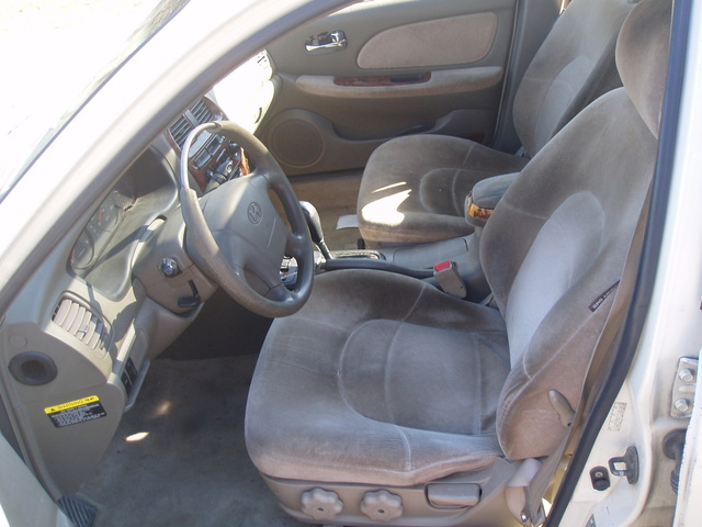 Picture Of 2000 Hyundai Sonata V6 GLS FWD, Interior, Gallery_worthy
