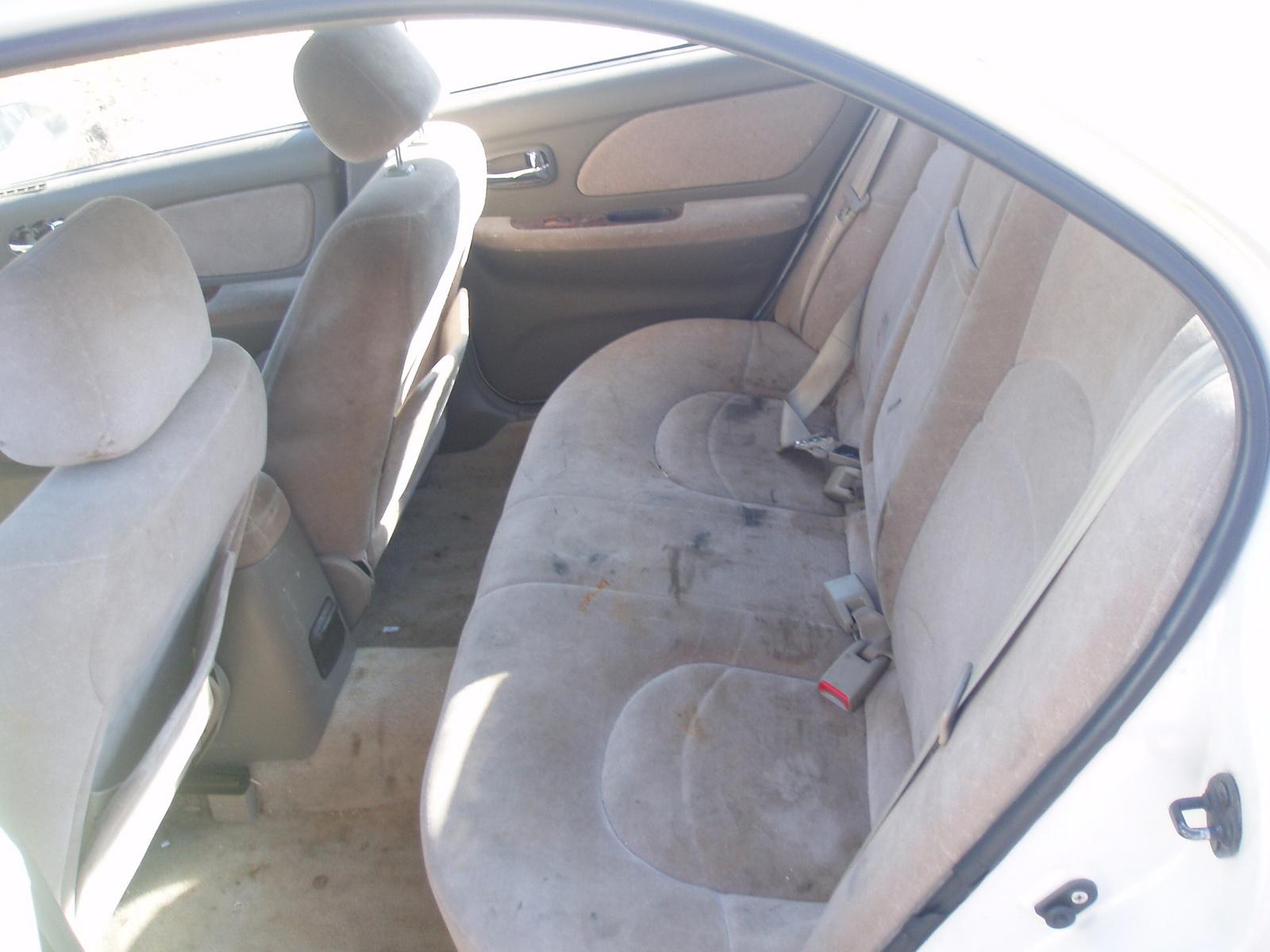 Picture of 2000 Hyundai Sonata GLS, interior