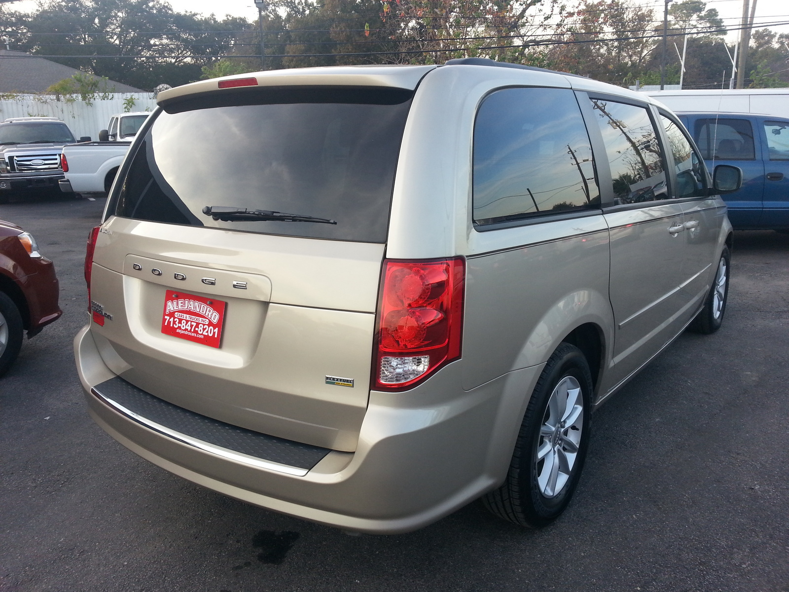 2013 Dodge Grand Caravan Pictures Cargurus