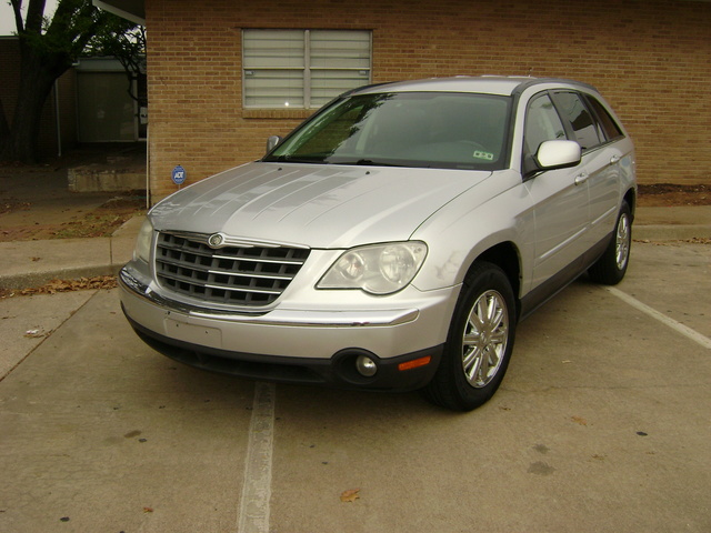 2007 chrysler pacifica touring s package legacy999 owns this chrysler. Cars Review. Best American Auto & Cars Review