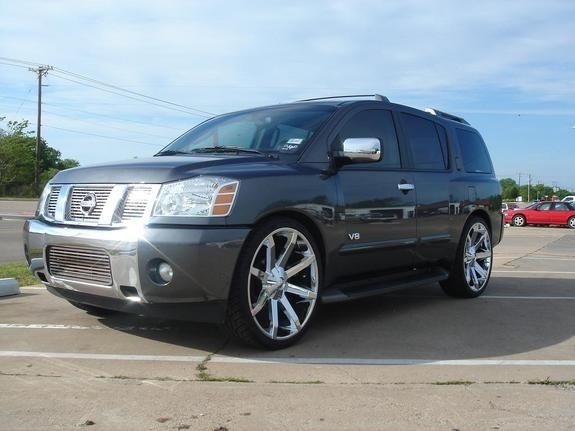 2005 nissan armada overview cargurus. Black Bedroom Furniture Sets. Home Design Ideas