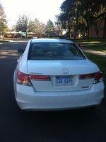 Picture of 2011 Honda Accord EX, exterior
