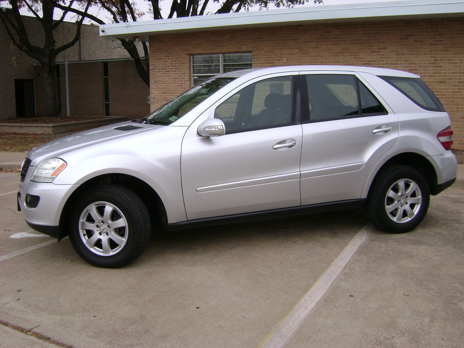 picture of 2006 mercedes benz m class ml350 exterior