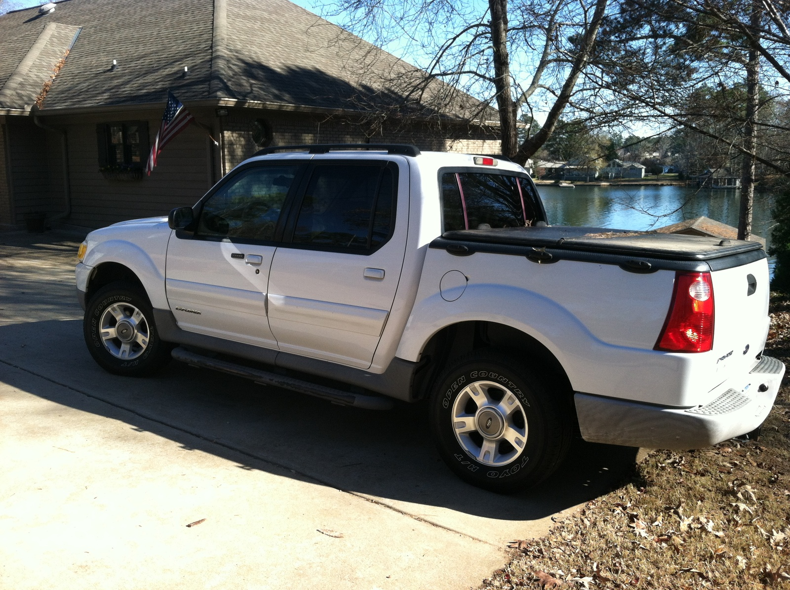 picture of 2002 ford explorer sport trac 4 dr std 4wd crew cab sb. Cars Review. Best American Auto & Cars Review