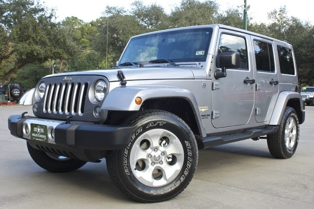 Picture of 2015 Jeep Wrangler Unlimited Sahara