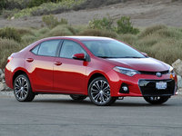 2015 Toyota Corolla Picture Gallery