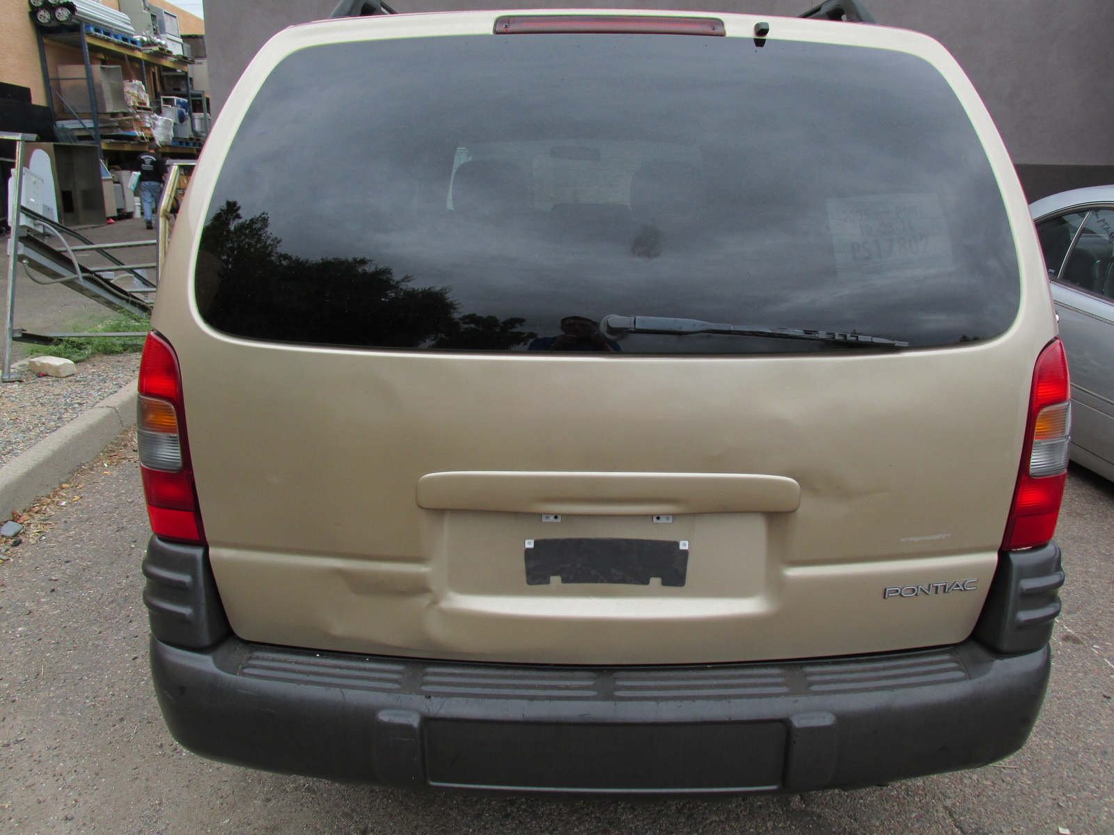 Picture of 2005 Pontiac Montana 1SE