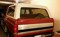 Picture of 1988 Ford Bronco XLT 4WD, exterior