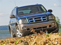 2006 Isuzu Ascender Overview