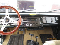 Picture of 1966 Jeep Wagoneer, interior