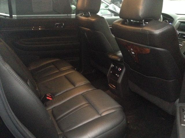 Attractive Picture Of 2014 Lincoln MKT FWD, Interior, Gallery_worthy Nice Ideas